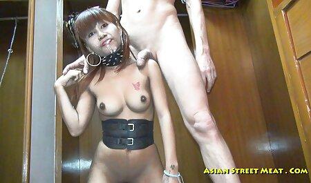 Doux russe porno dessin animé chinois se fait baiser dans le vagin doux.