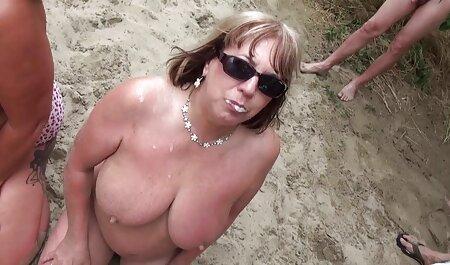 Salope avec porno les chinois des lunettes baisée hors de lunettes